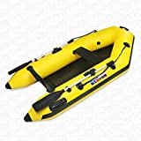 AQUAPARX RIB 230 PRO Schlauchboot * verschiedene Farben * Ruderboot Paddelboot Gummiboot Sportboot Angelboot Motorboot Motor aufblasbar Boot