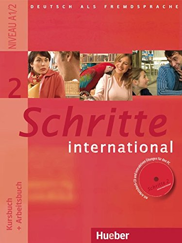 Schritte international. Kursbuch-Arbeitsbuch. Per le Scuole superiori: 2
