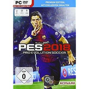 PES 2018 – Premium Edition [PC]