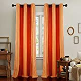 Deco Essential Curtain Thin Stripe Light...