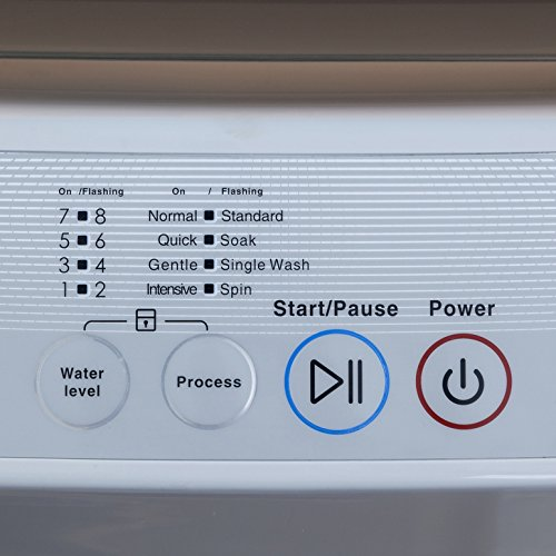 Mitashi 6.2 kg Fully-Automatic Top Loading Washing Machine (MiFAWM62v20, White)
