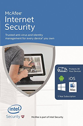 McAfee Internet Security - Software Edition 2018