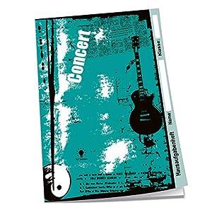 Edition Trötsch 201746 - Cuaderno de Deberes (DIN A5, 96 páginas, con sobre Transparente)