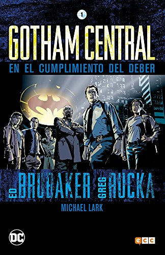 Gotham Central (O.C.): Gotham Central 1-2ª ed.