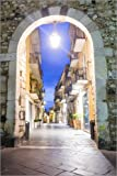 Poster 61 x 91 cm: Porta Catania, Taormina von Matthew