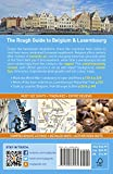 Front cover for the book The Rough Guide to Belgium and Luxembourg by Rough Guides