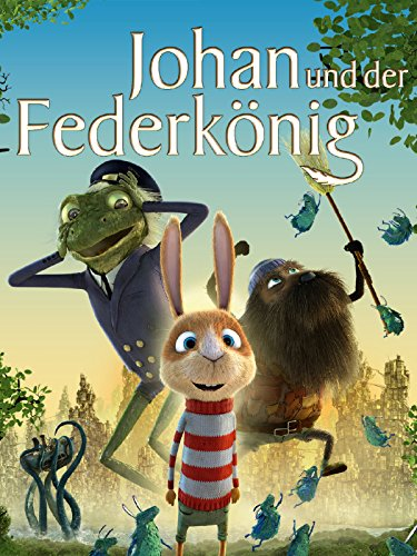 Johan und der Federkönig