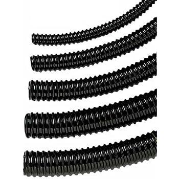 schlauch 32mm 1 1 4 zoll schwarz pro meter am st ck garten. Black Bedroom Furniture Sets. Home Design Ideas