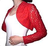 Fantasy - Torera - para Mujer Rojo Talla única
