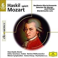 Haskil Spielt Mozart (Eloquence)
