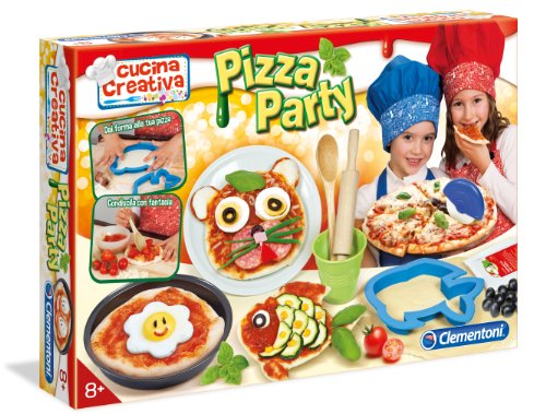 CUCINA CREATIVA PIZZA PARTY