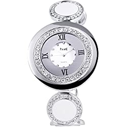 'Adrina'Women's Quartz Watch with different materials 100421100004