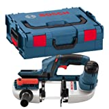 Bosch GCB 18 V-LI Professional Metal cutting 162RPM - bandsaws (Metal cutting, Black, Blue, Red, Silver)