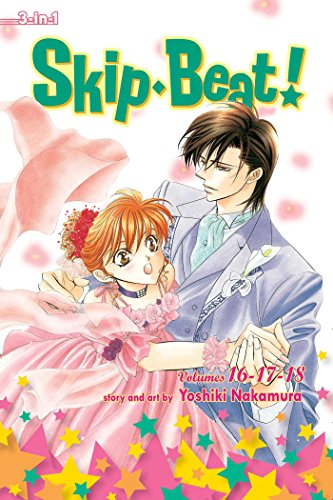 Skip Beat! (3-in-1 Edition), Vol. 6: Skip Beat! (3-in-1 Edition), Vol. 6 Volumes 16, 17 & 18 Cover Image