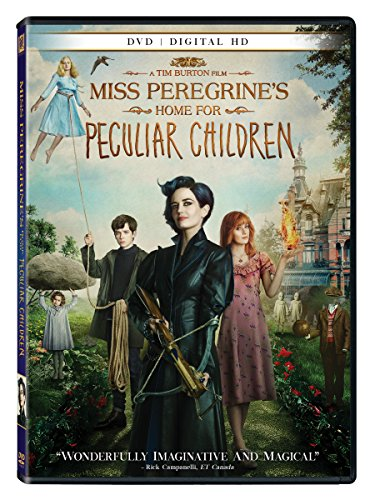 Miss Peregrine's Home for Peculiar Children [Import USA Zone 1]