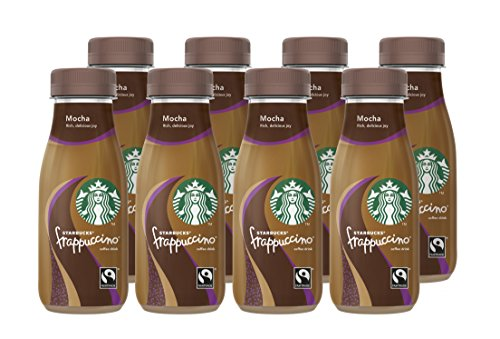 Starbucks Frappuccino Mocha Chocolate, 8er Pack (8 x 250 ml)