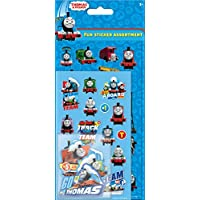 Paper Projects 01.70.31.006 Thomas & Friends Thomas and Friends Assorted Sticker Pack