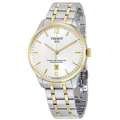 Tissot T-Classic Chemin Des Tourelles T0994072203700 montre mixte