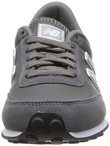 New Balance 410, Scarpe da Ginnastica Unisex-Adulto Grigio (Grey)