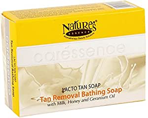 Nature's Essence Lacto Tan Soap Pack of 4