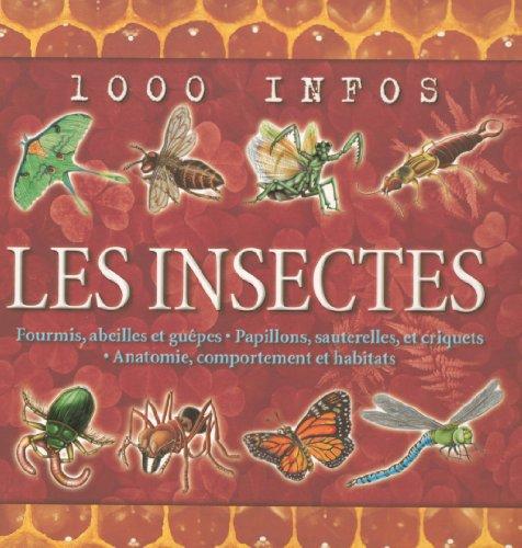Les insectes par Barbara TAYLOR