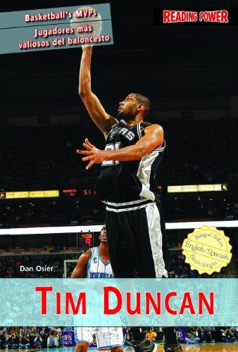 Tim Duncan (Basketball's MVPs / Jugadores mas valiosos del baloncesto) por Dan Osier