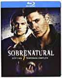 Sobrenatural - Temporada 7 [Blu-ray]