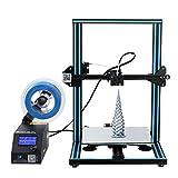Offizielle Creality 3D Drucker CR-10 vormontiert Hohe Präzision Industriell Druckgröße 300X300X400mm