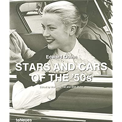 Stars and cars ot the 50's