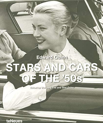 Stars and cars ot the 50's par Edward Quinn
