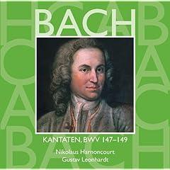 "Cantata No.148 Bringet dem Herrn Ehre seines Namens BWV148 : V Recitative - ""Bleib auch, mein Gott, in mir"" [Tenor]"