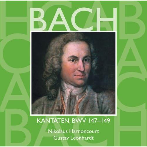 """Cantata No.149 Man singet mit Freuden vom Sieg BWV149 : II Aria - """"Kraft und Stärke sei gesungen"""" [Bass]"""