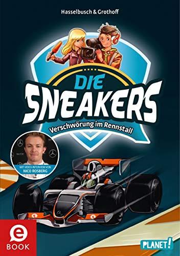 Die Sneakers 3: Verschwörung im Rennstall - Bereich Sneaker