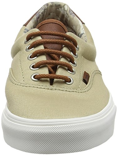 Vans Era 59, Baskets Basses Mixte Adulte Beige (Desert Cowboy khaki)