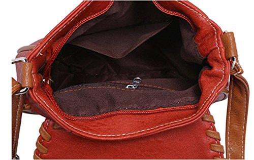 Nationale Stil Frauen Mini Tasche Schulter Kuriertasche Kreuz Körper Tasche Mit Verstellbaren Schultergurt A