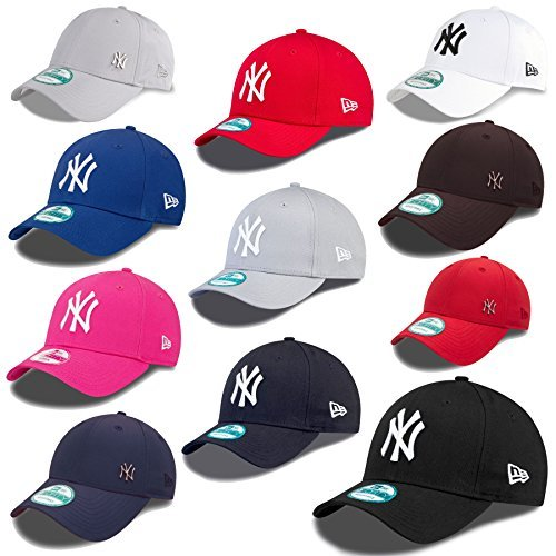 New Era 9forty Strapback Cap MLB New York Yankees plusieurs couleurs