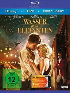 Wasser für die Elefanten (inkl. DVD & Digital Copy) [Blu-ray]