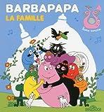 Livre son Barbapapa - La Famille