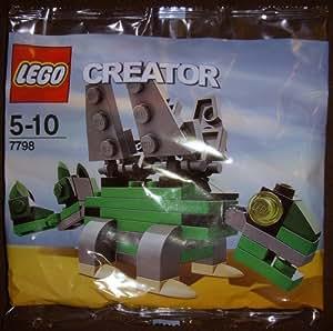 LEGO Creator: Stegosaurus Set 7798 (Bagged)