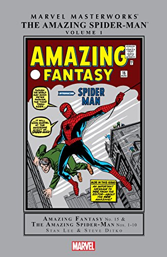 Collects Amazing Fantasy #15 and Amazing Spider-Man (1963) #1-10.When a young Peter Parker is given the fantastic powers of an arachnid, he must also deal with the fantastic pressures of an everyday teenager. Check out these stories of spectacular we...
