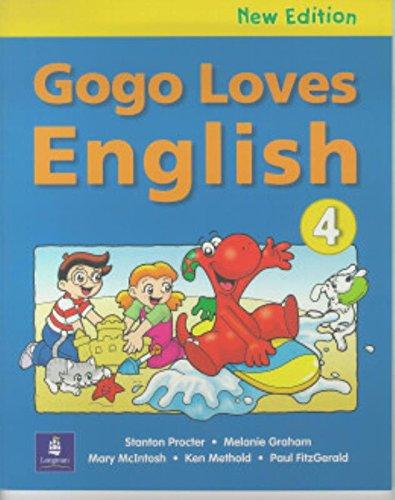 Gogo loves English. 4