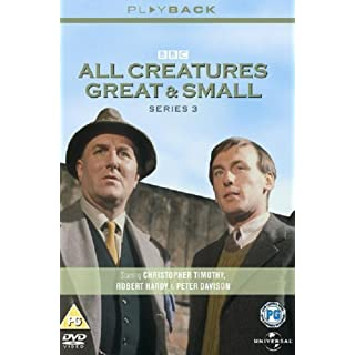 All Creatures Great and Small - Series 3 [4 DVDs] [UK Import]