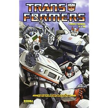 Transformers infiltracion/ Infiltration