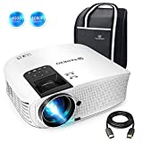 VANKYO Leisure 510 Full HD Projector with 3600 Lux, Video Projector with 200""