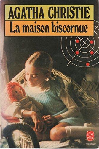 La Maison biscornue par Agatha Christie