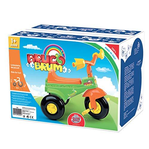 Grandi Giochi- Triciclo Bruco Brum, GG45052