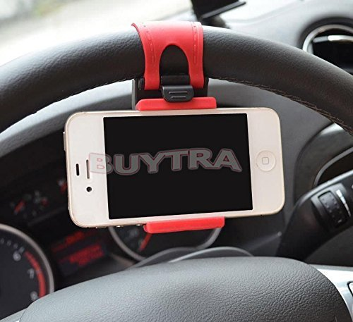 Leading-Star - Coche Volante soporte banda de goma para iPhone iPod Smart...