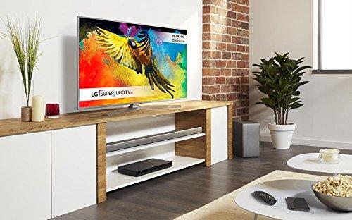 LG 49UH770V 49 inch Super Ultra HD 4K Smart TV webOS (2016 Model) – Silver