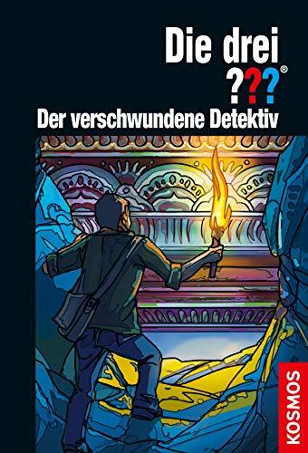 Die drei ??? Feuriges Auge 1: Der verschwundene Detektiv (drei Fragezeichen) - Pro Essenz