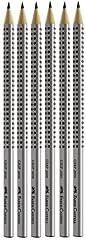 Faber-Castell 117697 - 6 Bleistifte